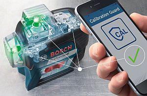 Bosch GLL 3-80 CG mit der App